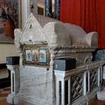 Rovinj, tombeau de Sainte Euphémie