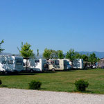 Retour au camping Lake Shkodra Resort