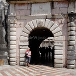 Kotor: Une des portes d'entrée de la ville médiévale