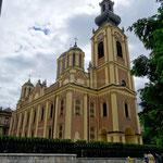 Sarajevo: La cathédrale orthodoxe de la Nativité-de-la-Mère-de-Dieu