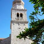 Krk, cathédrale de l'Assomption