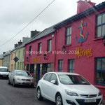 Les maisons colorées de Portmagee