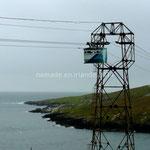 Le téléphérique de Dursey Island