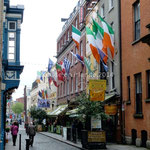 Dublin, dans Temple Bar