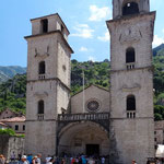 Kotor: cathédrale St-Tryphon