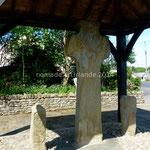 Croix celtique de Carndonagh