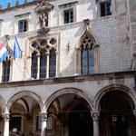 Dubrovnik: Palais Sponza