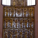 Kotor: cathédrale St-Tryphon, retable