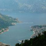 Kotor: Plus on monte plus la vue est spectaculaire