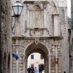 Korčula: Porte de la Terre Ferme