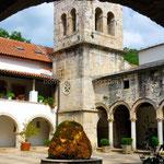 Parc de Krka, Monastère St Archange