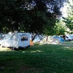 l'auto Kamp Jadran