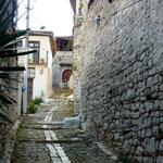 Bérat: ruelle de Mangalem