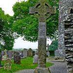 Monasterboice, la plus haute des croix celtes