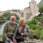 Mostar: On ne peut s'empêcher d'immortaliser ce moment