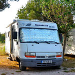 Lozovac, au camping Marina