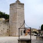 Zadar, place des Cinq-Puits