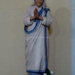 Rovinj, statue de Mère Térésa