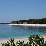 Primošten: la plage