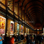 Trinity College, Old Library, Long Room