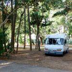 Otranto, camping Idrina