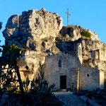 Matera église