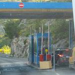 Poste-frontière bosnio-croate