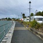 Cobh, Stationnement le long du quai