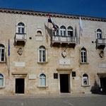 Trogir: le palais Garagnin