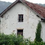 Mostar: Il reste encore des traces de la dernière guerre