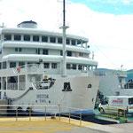 Le ferry pour Cres