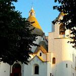 Alberobello Eglise des Trulli