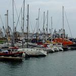 Le port de Kilmore Quay