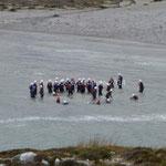 Des enfants en classe de mer