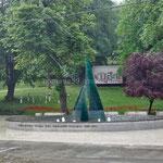 Sarajevo: Monument aux enfants victimes de la guerre