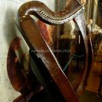 Trinity College, Old Library, harpe de Brian Borù