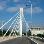 Podgorica: pont Millenium