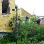 Sarajevo: de nombreux bâtiments n'ont pas été reconstruits
