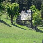 Bâtiment rural dans la campagne monténégrine