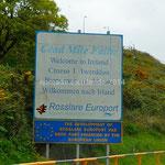 Bienvenue en Irlande