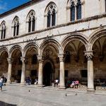 Dubrovnik: Palais du recteur