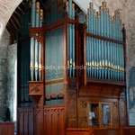 Youghal, St Mary's Collegiate church, orgue