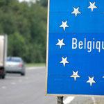 Passage en Belgique