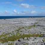 Le plateau des Burren