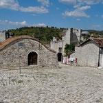 Bérat: dans la citadelle