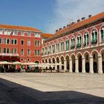 Split: place de la République