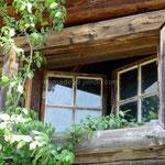 Une vieille fenêtre