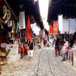 Krujë, le vieux bazar