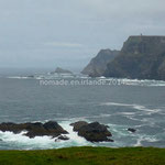 Sur la Kilcar Coast Road