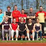 Lehrgang Team  1. Lehrgang Kienbaum 2017